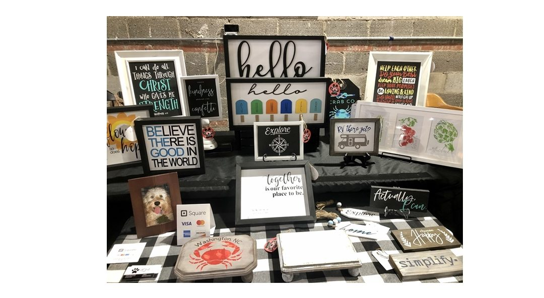 Vendor Spotlight of the Week: Sadie's Mom Designs