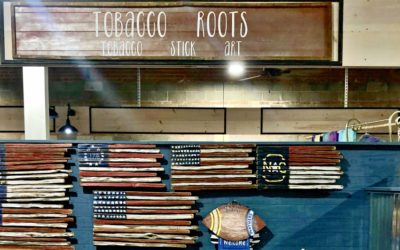 Vendor Spotlight of the Week: Tobacco Roots