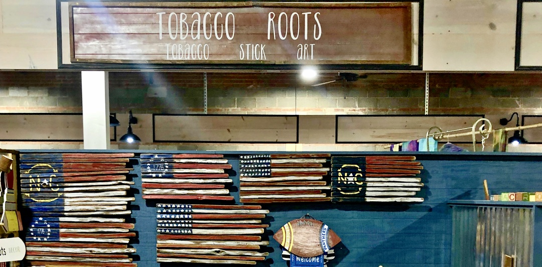 Vendor Spotlight of the Week: Tobacco Roots